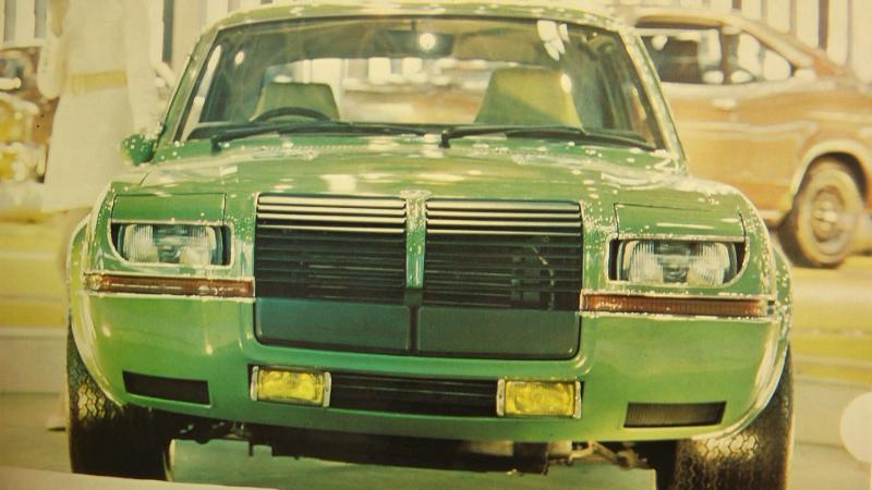 東京モーターショーRX510